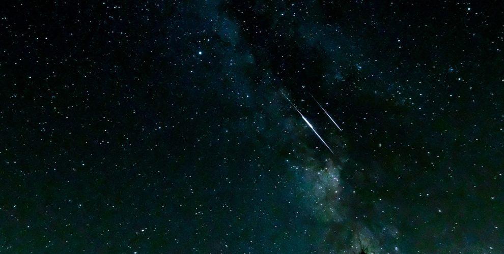 Perseiden 2019 Die Schonste Sternschnuppennacht