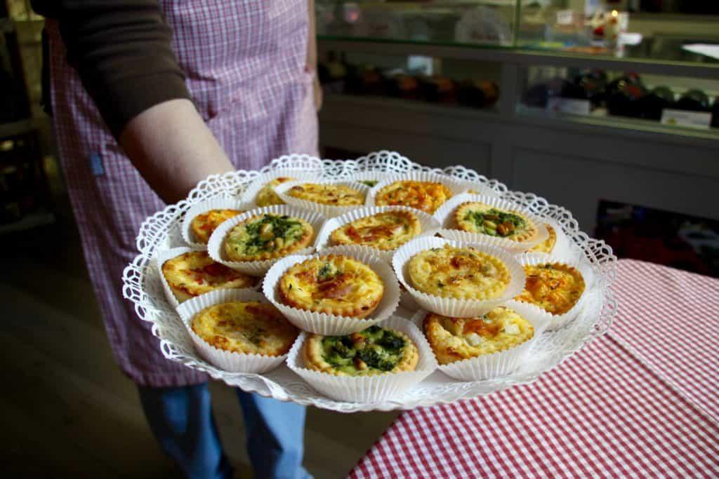Quiche-Catering Erlangen