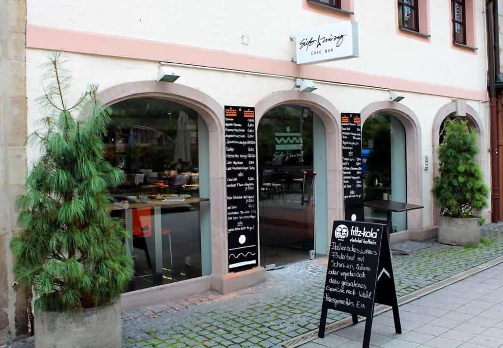 Cafe süß & würzig Erlangen