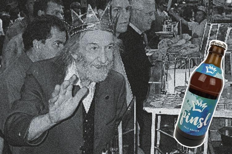 Erlanger Pinsl bekommt sein eigenes Bier - Artikelbild