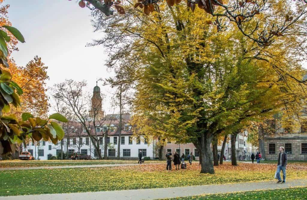 Erlangen Schlossgarten