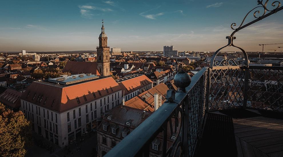 Entdecke Erlangen