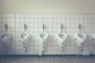 Öffentliche Toiletten in Erlangen
