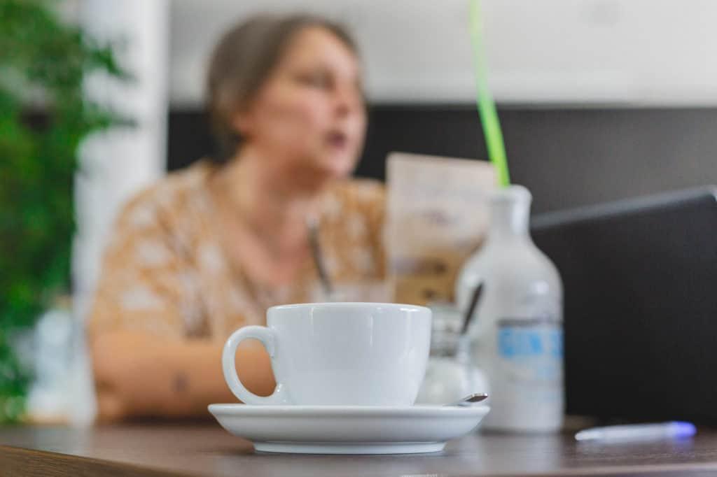Kaffeklatsch mit Lola in Erlangen