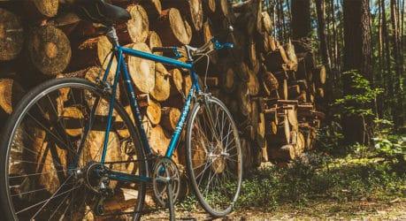 Fahrradfahren in Erlangen