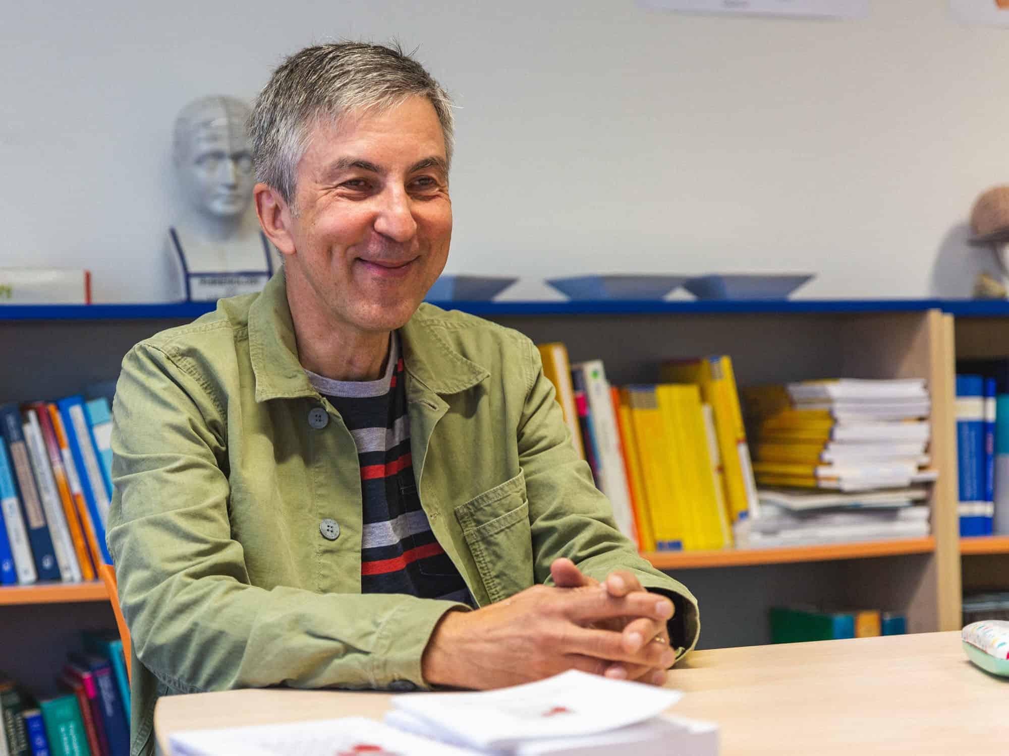 Prof. Dr. Gunther Moll