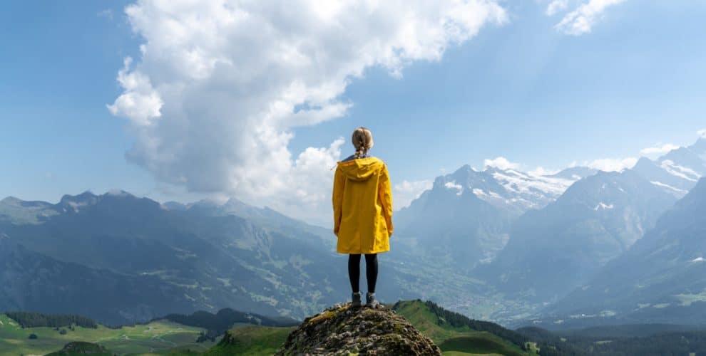 Berg Gipfel Reisen