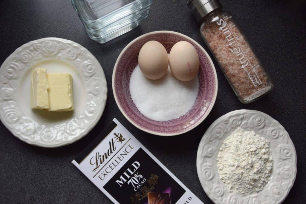 Zutaten Schoko Cake
