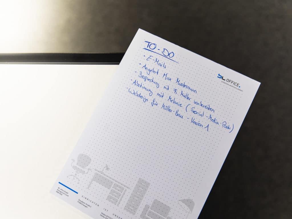 to-do-liste-schreiben