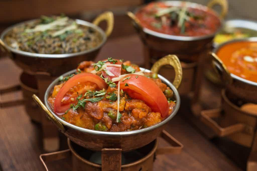 Indisches-essen
